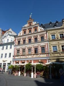 Edificio en Erfurt