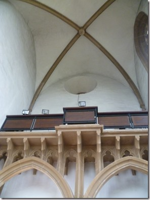 Órgano de la capilla santa María Magdalena. Marburgo
