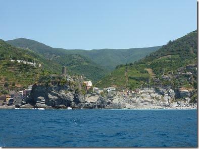 Cinque Terre. Vernazza. Italia