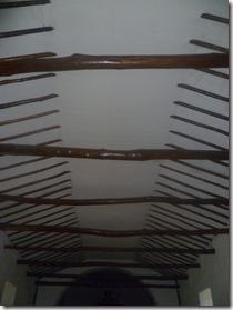 Techo de la capilla de san antonio en Cali